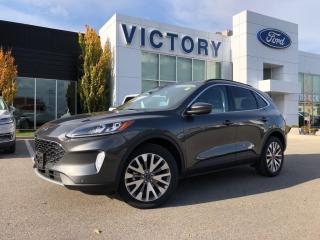 New 2020 Ford Escape Titanium for sale in Chatham, ON