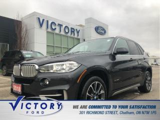 Used 2018 BMW X5 xDrive35d| DIESEL| HEADS UP DISPLAY| for sale in Chatham, ON