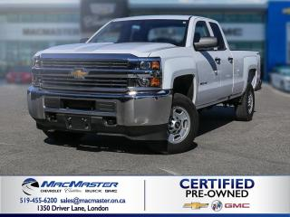 Used 2018 Chevrolet Silverado 2500 HD WT for sale in London, ON