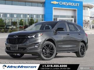 New 2021 Chevrolet Equinox LT TURBO | SPORT EDITION | AWD | HEATED SEATS | CLOTH SEATS | REAR VIEW CAMERA for sale in London, ON