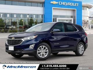 New 2021 Chevrolet Equinox LT TURBO | SPORT EDITION | CONFIDENCE & CONVENIENCE PKG | FWD | CLOTH SEATS | HEATED SEATS | REAR VIEW for sale in London, ON