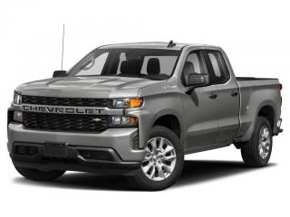 New 2021 Chevrolet Silverado 1500 Silverado Custom TURBO | V6 | SPRAY ON BEDLINER | 4X4 | BLUETOOTH | REAR VIEW CAMERA | for sale in London, ON