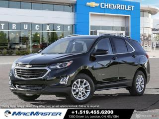 New 2021 Chevrolet Equinox LT TURBO | TRUE NORTH EDITION | HEATED SEATS | FORWARD COLLISION ALERT | AWD | REAR VIEW CAMERA for sale in London, ON