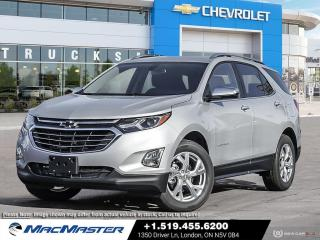 New 2021 Chevrolet Equinox Premier REDLINE EDITION | TURBO | HEATED SEATS | AWD | BLIND SPOT SENSORS | BLUETOOTH for sale in London, ON