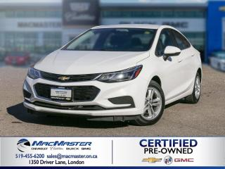 Used 2017 Chevrolet Cruze LT Manual for sale in London, ON