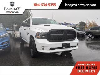 Used 2019 RAM 1500 Classic Express  Canopy / Accident Free / Single Owner for sale in Surrey, BC