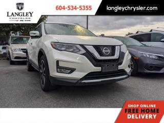Used 2017 Nissan Rogue SL Platinum  - Certified for sale in Surrey, BC