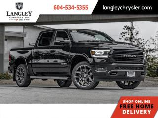 New 2021 RAM 1500 Laramie  - Sunroof - Leather Seats for sale in Surrey, BC