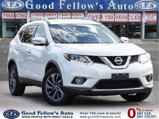 Used 2016 Nissan Rogue SL MODEL, AWD, 360° CAMERA, PANORAMIC ROOF, NAVI for sale in Toronto, ON
