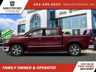New 2021 RAM 1500 Limited  - HEMI V8 - Sunroof for sale in Abbotsford, BC