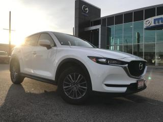 Used 2018 Mazda CX-5 GX AWD With Navigation for sale in Chatham, ON