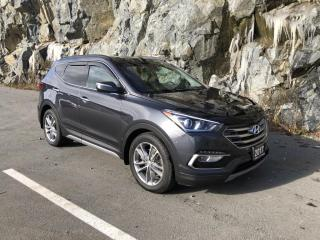 Used 2017 Hyundai Santa Fe Sport 2.0T Limited for sale in Sudbury, ON