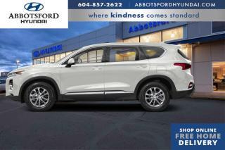 New 2020 Hyundai Santa Fe 2.4L Preferred AWD w/Sunroof  - $197 B/W for sale in Abbotsford, BC