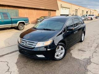 Used 2011 Honda Odyssey TOURING | CLEAN | CERTIFIED for sale in Burlington, ON