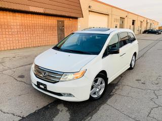 Used 2013 Honda Odyssey TOURING | LOADED | CERTIFIED for sale in Burlington, ON