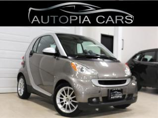 Used 2010 Smart fortwo PURE AUTOMATIC GLASS ROOF for sale in North York, ON