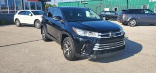 Used 2019 Toyota Highlander Awd Le for sale in Burlington, ON