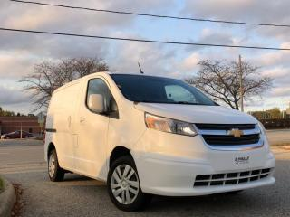 Used 2015 Chevrolet City Express Cargo Van FWD 115