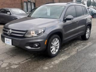 Used 2014 Volkswagen Tiguan 4MOTION 4DR AUTO HIGHLINE for sale in Kitchener, ON