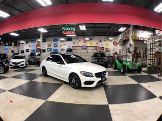 Used 2016 Mercedes-Benz C-Class 4dr Sdn C 450 AMG 4MATIC for sale in North York, ON