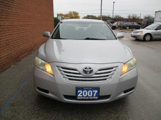 Used 2007 Toyota Camry LE ONE OWNER CLEAN CARFAX for sale in Oakville, ON