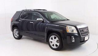 Used 2010 GMC Terrain SLT-2 AWD, V6 Power Sunroof, Navigation, Heated Le for sale in Winnipeg, MB