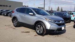 Used 2018 Honda CR-V LX AWD, 4Cyl., Auto. trans., Remote Start, Heated for sale in Winnipeg, MB
