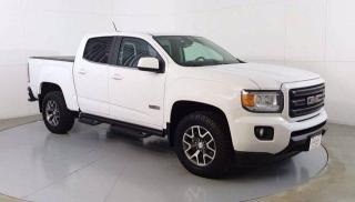 Used 2018 GMC Canyon Crew Cab 4x4 All Terrain, 3.6L V6, Heated Seats, R for sale in Winnipeg, MB