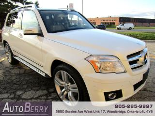 Used 2010 Mercedes-Benz GLK-Class GLK350 - 4MATIC for sale in Woodbridge, ON