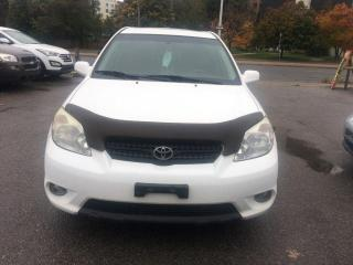 Used 2008 Toyota Matrix XR for sale in Scarborough, ON