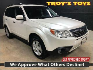 Used 2010 Subaru Forester X for sale in Guelph, ON