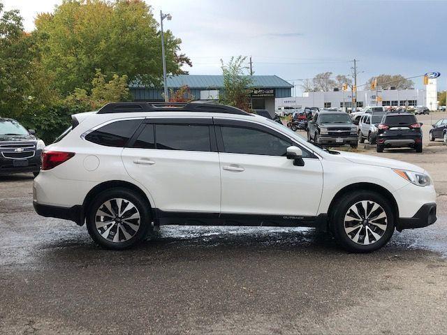 2015 Subaru Outback 3.6R w/Limited Pkg
