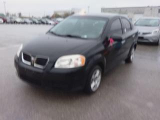Used 2010 Pontiac G3 Wave for sale in Innisfil, ON