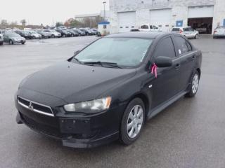 Used 2010 Mitsubishi Lancer GTS for sale in Innisfil, ON