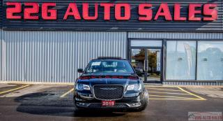 Used 2019 Chrysler 300 300S|ACCIDENT FREE|BACKUP CAM|SUNROOF for sale in Brampton, ON
