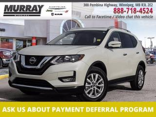 Used 2020 Nissan Rogue SV *AWD   Sunroof   Htd Seats   Low kms* for sale in Winnipeg, MB