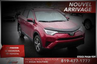Used 2018 Toyota RAV4 LE| SAFETY SENSE| BAS KILO for sale in Drummondville, QC