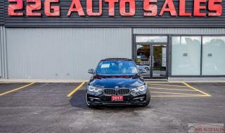 Used 2017 BMW 3 Series 330i xDrive|ACCIDENT FREE|NAV|LEATHER for sale in Brampton, ON