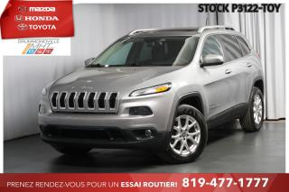 Used 2014 Jeep Cherokee INTÉGRALE  NORTH  V6  GROUPE REMORQUAGE for sale in Drummondville, QC
