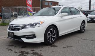 Used 2017 Honda Accord EX-L for sale in Brampton, ON