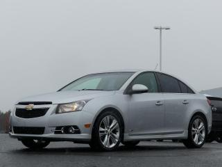Used 2011 Chevrolet Cruze LT Automatique for sale in St-Georges, QC