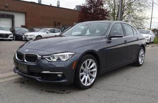 Used 2016 BMW 3 Series 328i xDrive for sale in Brampton, ON