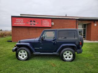 Used 2013 Jeep Wrangler Sahara for sale in London, ON