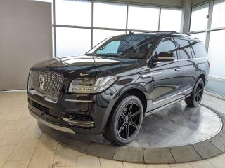Used 2019 Lincoln Navigator Reserve - One Owner! for sale in Edmonton, AB