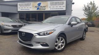 Used 2017 Mazda MAZDA3 GX Navi/Backup Cam for sale in Etobicoke, ON