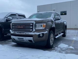 Used 2016 GMC Canyon 4WD SLT for sale in Red Deer, AB