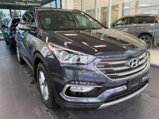 Used 2018 Hyundai Santa Fe Sport SPORT AWD, HEATED SEATS, REAR VIEW CAMERA, BLUETOOTH for sale in Edmonton, AB