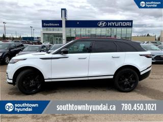 Used 2019 Land Rover Range Rover Velar SE R-DYNAMIC/ADATIVE CRUISE/NAVI/LEATHER/PANO ROOF for sale in Edmonton, AB