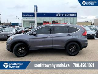 Used 2016 Honda CR-V EX/AWD/BACK UP CAM/ROOF/HEATED SEATS for sale in Edmonton, AB