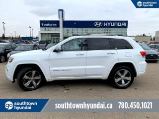 Used 2015 Jeep Grand Cherokee OVERLAND/5.7 HEMI/HEATED COOL SEATS/PANO/AIR RIDE for sale in Edmonton, AB